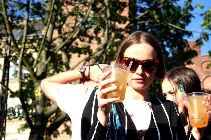 Distortion Festival 2017 Vesterbro drikkelse Allan Kortbaek mutuks