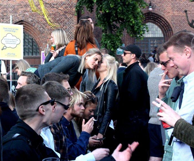 Distortion Festival 2017 Vesterbro kirke Allan Kortbaek mutuks