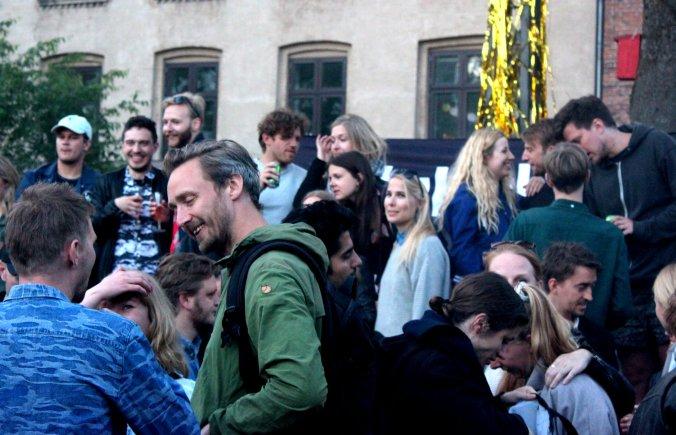 Distortion Festival 2017 Vesterbro litauens plads Allan Kortbaek mutuks