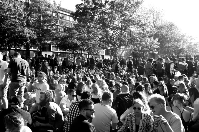 Distortion Festival 2017 Vesterbro sønderboulevard Allan Kortbaek mutuks